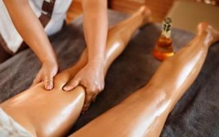 Эффективность использования антицеллюлитных масел при массаже