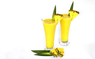 Рецепт приготовления ананасовой настойки для похудения и результаты диеты