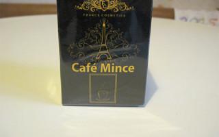 Обзор кофе Минс как средства для похудения: дозировка, приготовление и эффективность