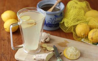 Сбрасываем лишние килограммы напитком из имбиря, огурцом, лимоном и мятой