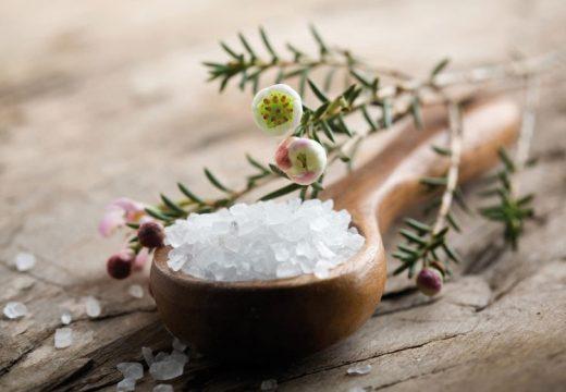 соль в гранулах