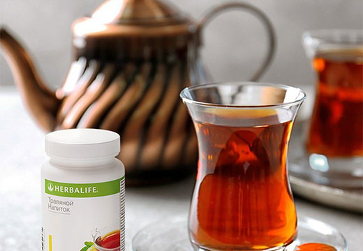 чай для похудения Herbalife
