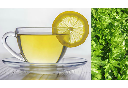 отвар петрушки с лимоном