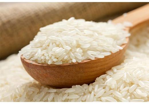 Рис в ложке