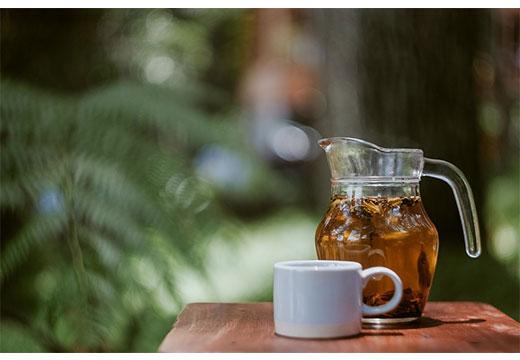 Чай и кувшин