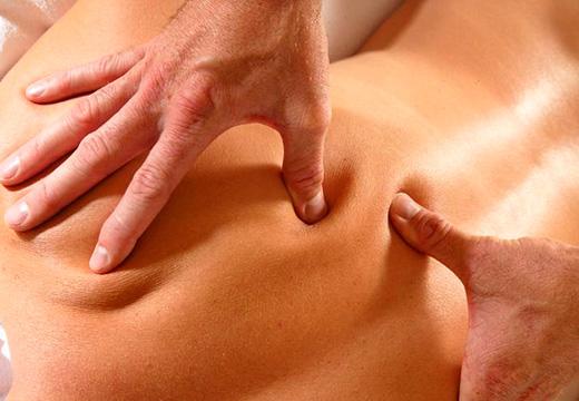 массаж тела