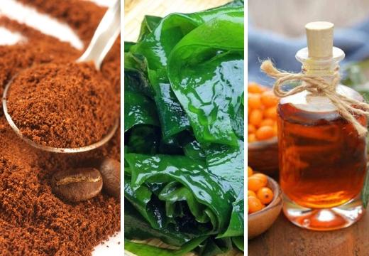 кофе водоросли облепиховое масло