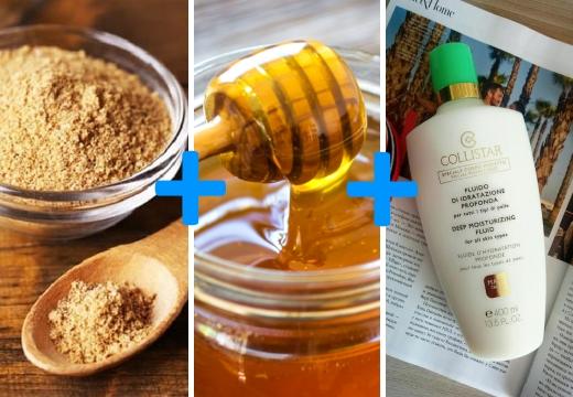 горчица мед молочко для тела