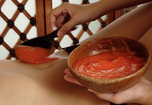 обертывание с перцем