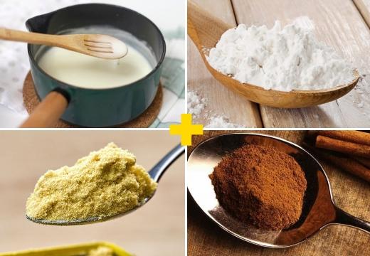 молочно-горчичная смесь состав