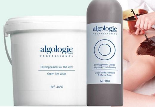 Algologie обертывание