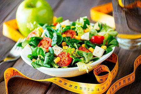 диета для плоского живота и боков