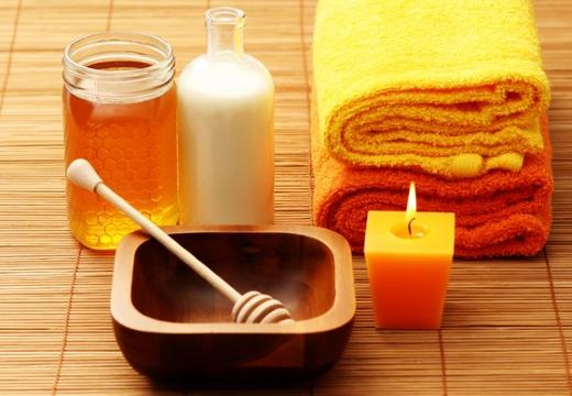 мед масло полотенца