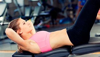 упражнения для уменьшения талии