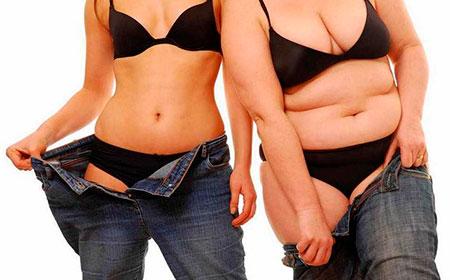 висцеральный жир у женщины