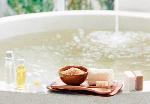 ингредиенты для ванны