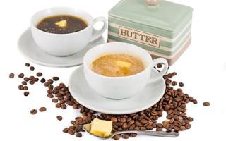 Кофе со сливочным маслом для похудения: рецепт приготовления и правила употребления