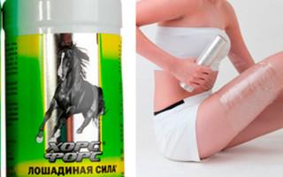 Тонизирующий гель лошадиная сила для домашнего обертывания и правила его применения