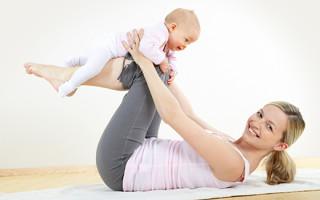 Как устранить целлюлит после родов: обзор методик