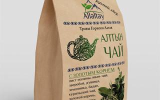 Травяной чай Золотой Алтай для похудения: обзор и эффективность