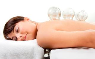Как делать баночный массаж на животе и боках для похудения