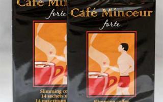 Применение кофе Минсер Форте для быстрого снижения веса