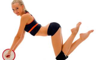 Эффективные упражнения с гимнастическим колесом для рельефного пресса
