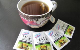 Инструкция по применению чая Похудин: состав, курс, дозировка
