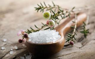 Полезные свойства соли для борьбы с целлюлитом