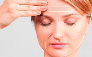 Техника проведения массажа для коррекции контура и похудения лица