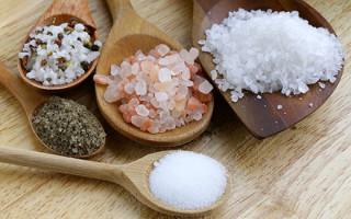 Свойства ванны с добавлением соли для похудения