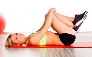 Как накачать верхний пресс живота: обзор домашних упражнений