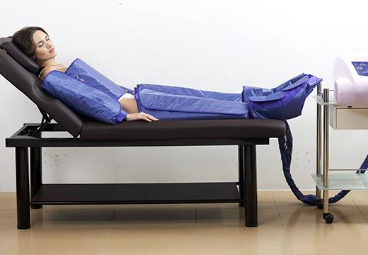 массаж прессотерапия