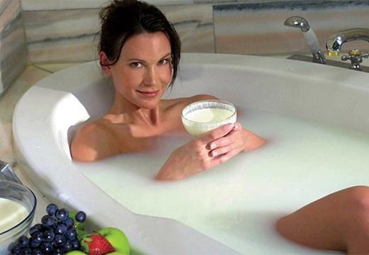 ванна с магнезией