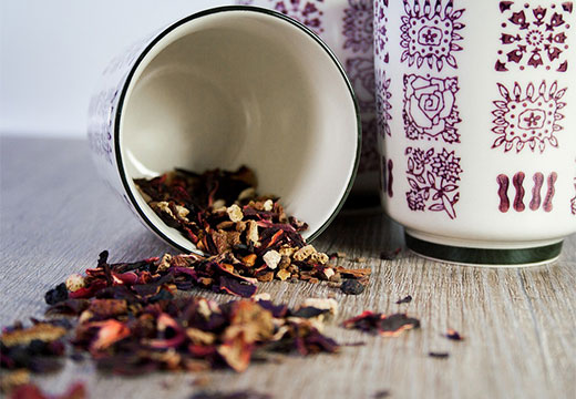 Рассыпчастый чай
