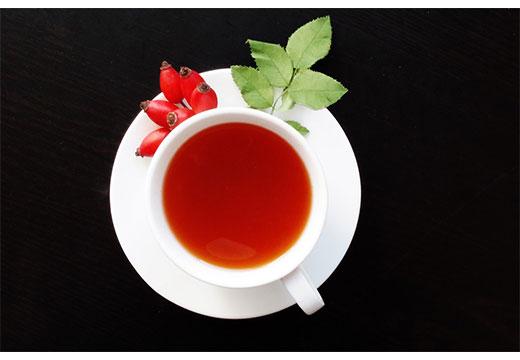 Чай с шипшиной