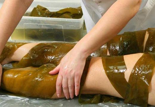 обертывание из водорослей