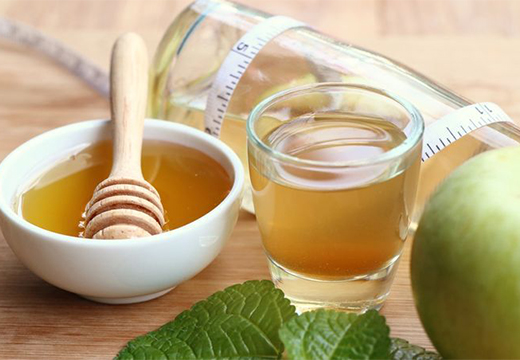 уксус и мед