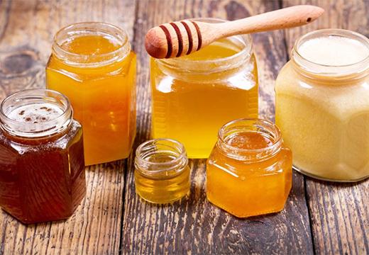 мед в банках