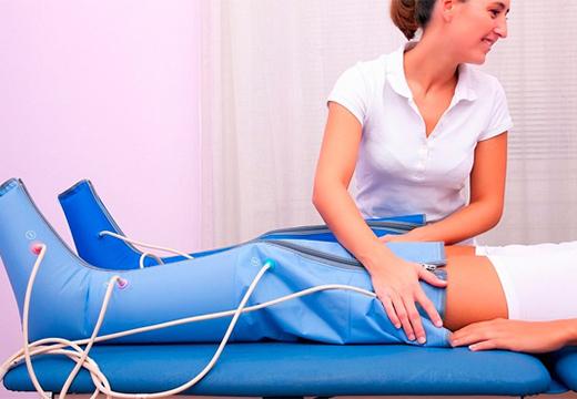 подготовка к прессотерапии