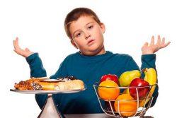 похудеть ребенку
