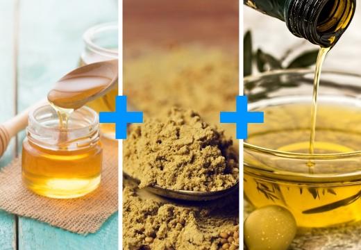 мед горчица оливковое масло