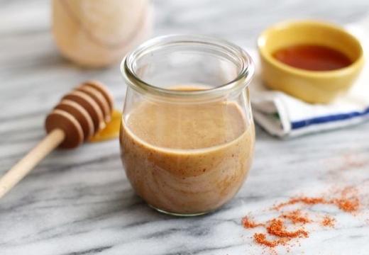 медово-горчичная смесь