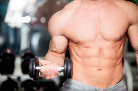силовые упражнения для живота