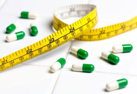 таблетки и капсулы для похудения