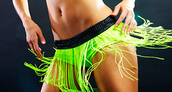 восточный танец для похудения живота